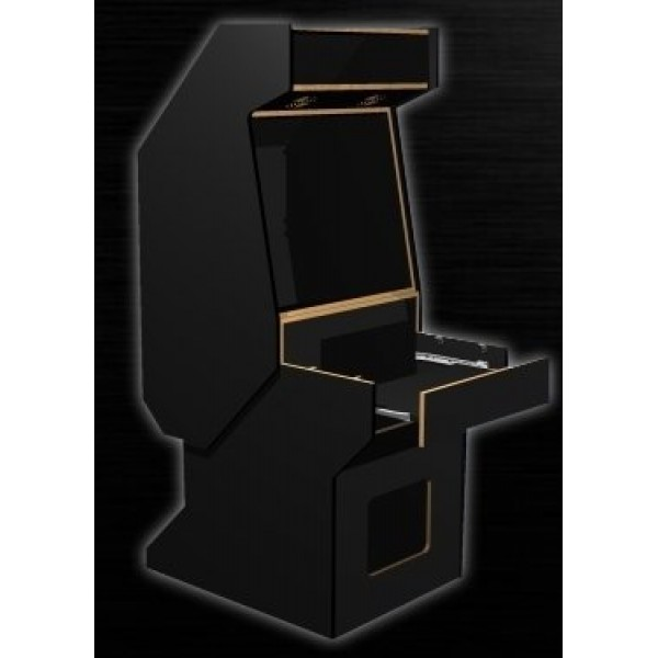 ultimate arcade ii ready to assemble cabinet kit. Black Bedroom Furniture Sets. Home Design Ideas
