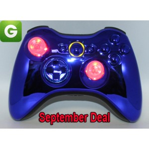 Build Your Own Xbox 360 Wireless Lighted Thumbstick Modded Controller Groupon Deal !!! Compatible 100% with Ghost  (Standard Processing To Build the controller within 20 to 25 days )