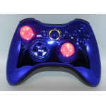 Build Your Own Xbox 360 Wireless  Modded Controller + POUCH CASE  Groupon Deal !!! Compatible 100% with Ghost  (Standard Processing To Build the controller within 25 to 28 days )
