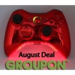 Build Your Own Xbox 360 Wireless Lighted Modded Controller Groupon Deal !!! Compatible 100% with Black ops 2 (Standard Processing To Build the controller within 20 to 25 days )