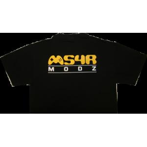 Black Ms4r Modz T-Shirt