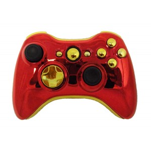 Iron Man Modded Controller  w/Rapid Fire Halloween Offer !!!!