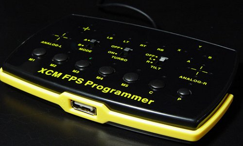 XCM FPS PROGRAMMER